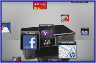 Setup Web Services On HP OfficeJet pro 8720
