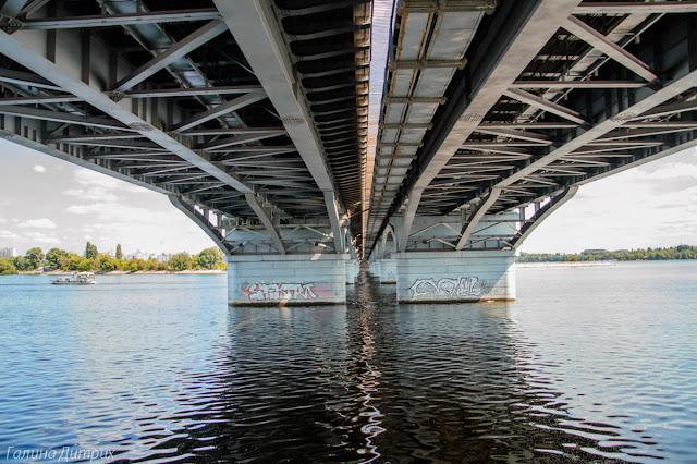 Под мостом Воронеж