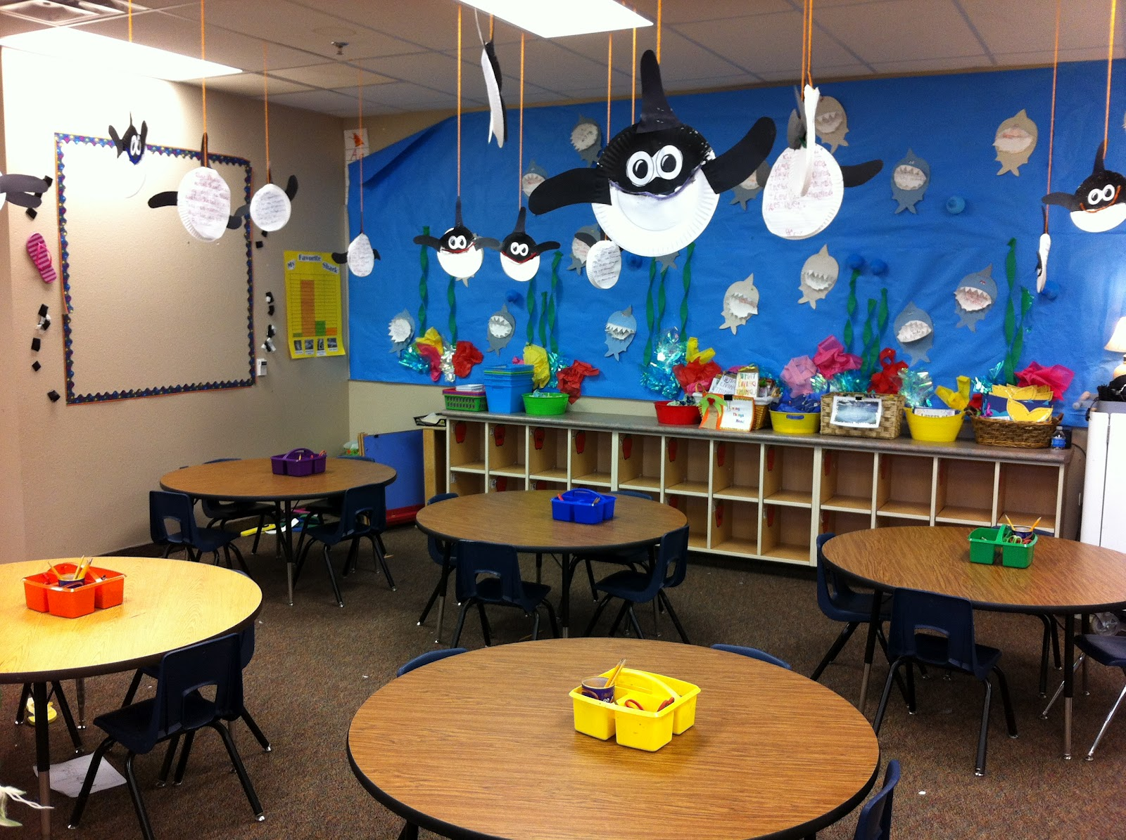 Classroom Ideas K 3 ~ Ocean unit