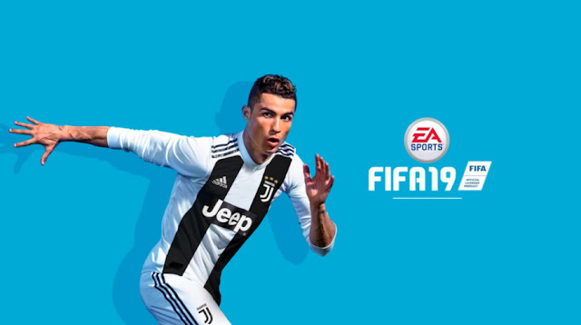 FIFA 19 bersama Cristinao Ronaldo
