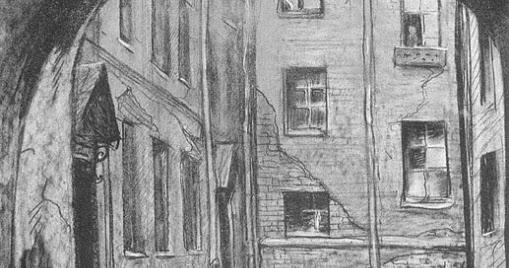 """Достоевский """"Преступление и наказание"""": сюжет и краткое содержание романа"""