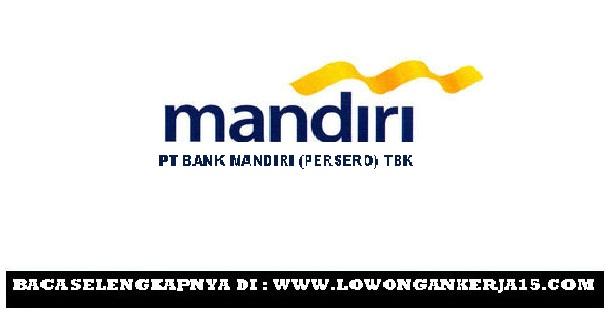 Lowongan Kerja Bank Mandiri