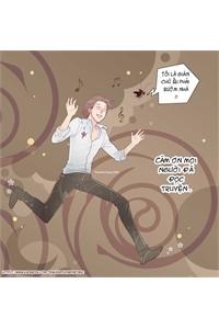 Minh Minh và vô số truyện tranh