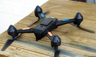 Review Eachine E32HW Drone Pemula Dengan Desain Futuristik Fitur Lengkap