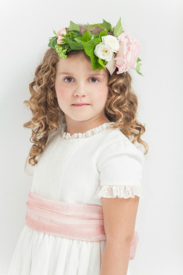 La Comunion de Noa Magazine - maquillaje y peluqueria primera comunion