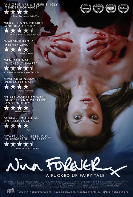 Nina Forever (2016) ταινιες online seires oipeirates greek subs