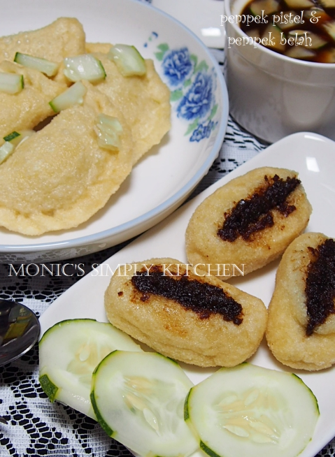 Resep Mpek Mpek Dos : resep, Pempek, Pistel, Belah, Monic's, Simply, Kitchen