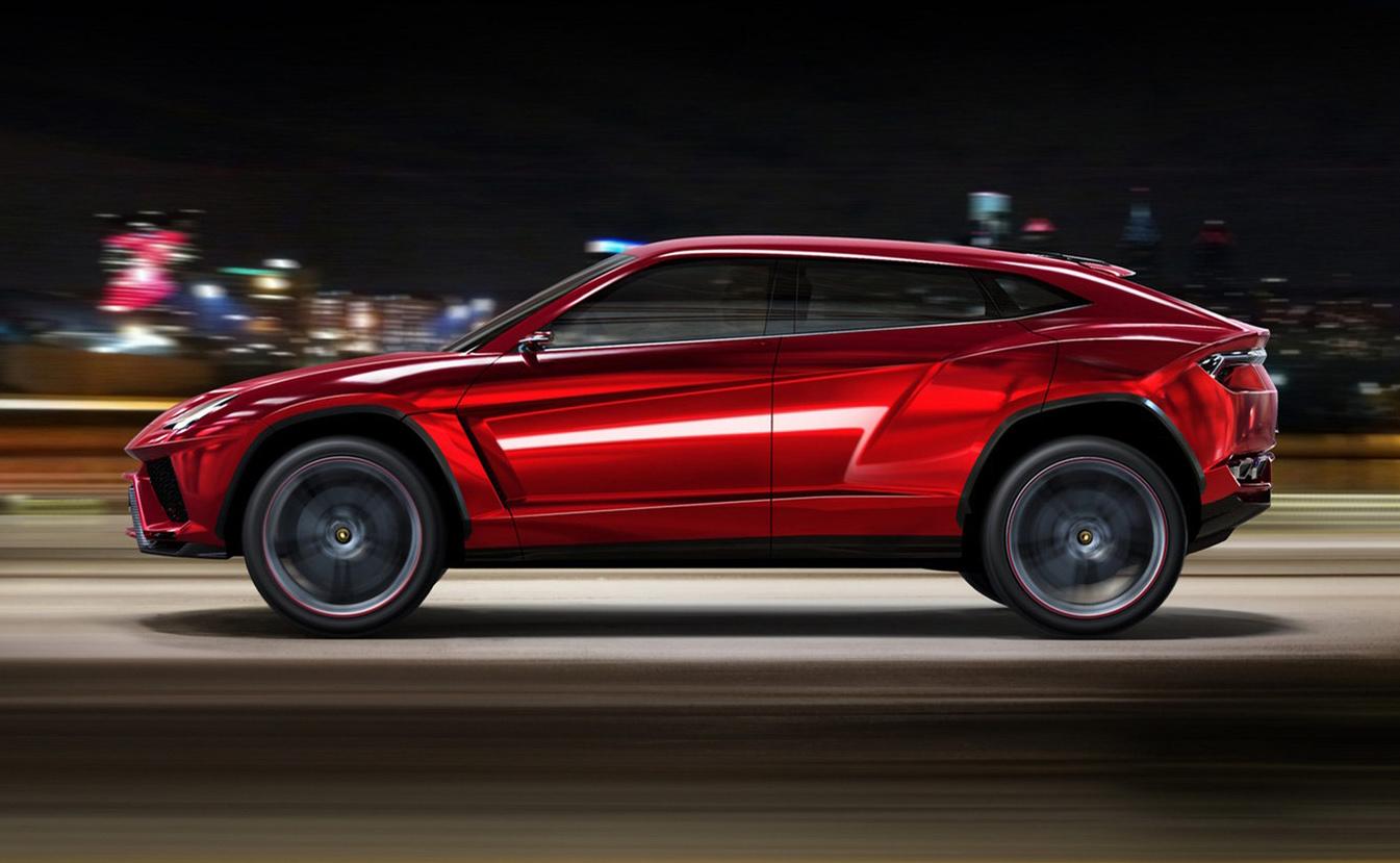 2017 Lamborghini Urus Price | SUVs Blog