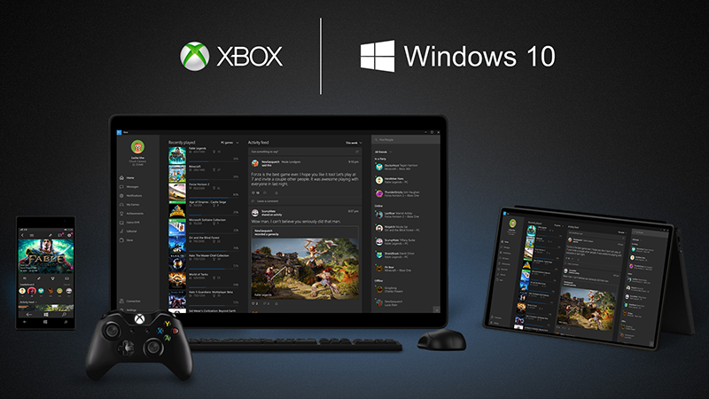 Xbox Stream Windows 10