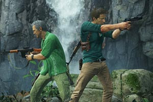 Uncharted 4: A Thief's End - screenshot