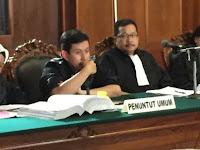 Jaksa Bentak Ust. Alfian, Pengunjung Sidang: Jangan Kurang Ajar pada Ulama!
