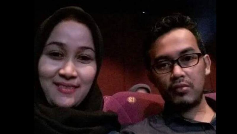 Rita Agustina dan Hidayat Taufiqurahman, suami istri pembuat vaksin palsu