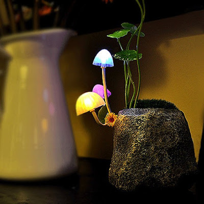Mushroom Lamp Night Light