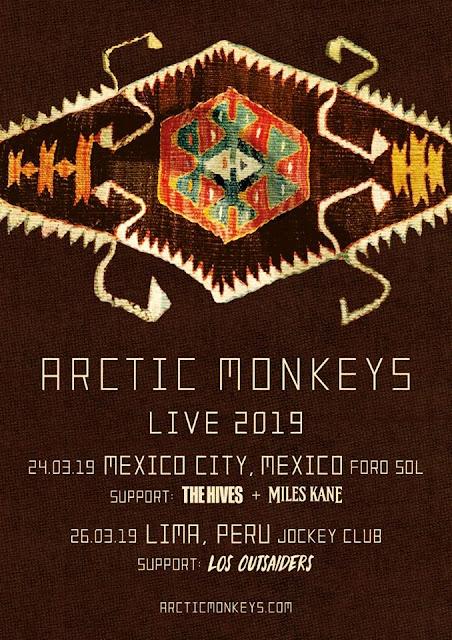 ARCTIC MONKEYS EN CDMX (LA BUENA)