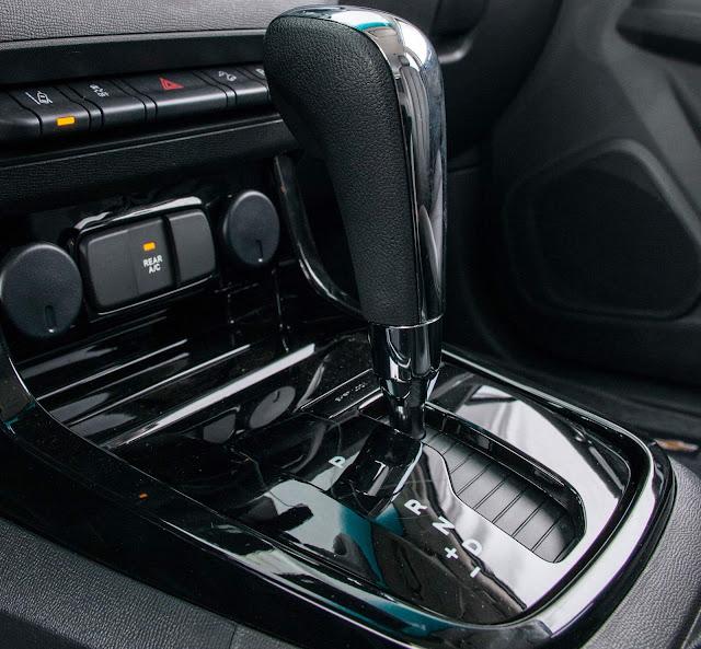Novo Chevrolet Trailblazer 2017- transmissão automática