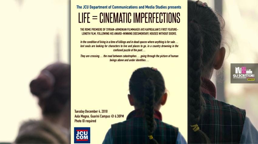 Life=Cinematic Imperfections, un documentario di Avo Kaprealian