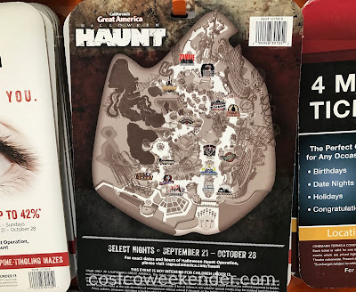 Costco 1275818 - Great America Halloween Haunt: scary, fun, and exciting