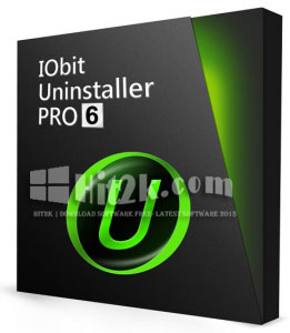 IObit Uninstaller Pro 6.4 Crack Full Version