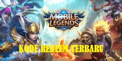 Mobile Legends adalah game moba yang saat ini populer. Dalam main game ML kita membutuhkan yang namanya bundle dan item lain untuk menunjang main game. Berikut daftar kode redeem Mobile Legends terbaru untuk di tukarkan dengan hadiah secara gratis.
