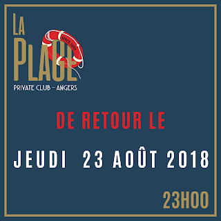 Bar Club La Plage Angers