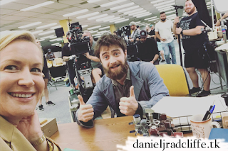 Updated: Miracle Workers re-shoots
