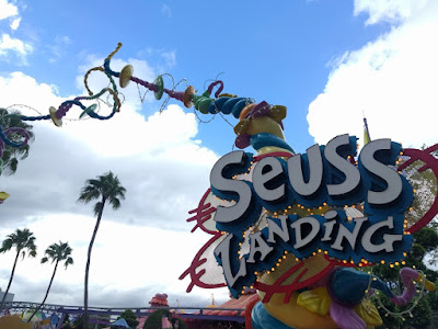 Seuss Landing, Island of Adventure
