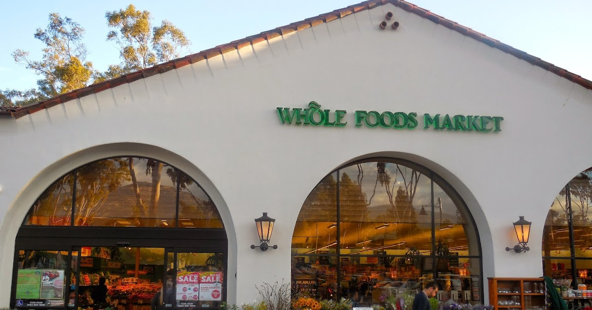 Whole Foods Fallbrook Ca