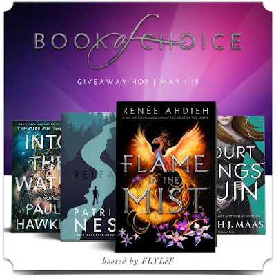 february book of choice giveaway hop