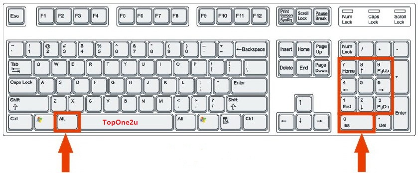 Pictures From Keyboard Symbols 112