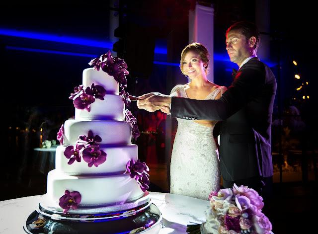 Wedding cake by Patricia Arribálzaga
