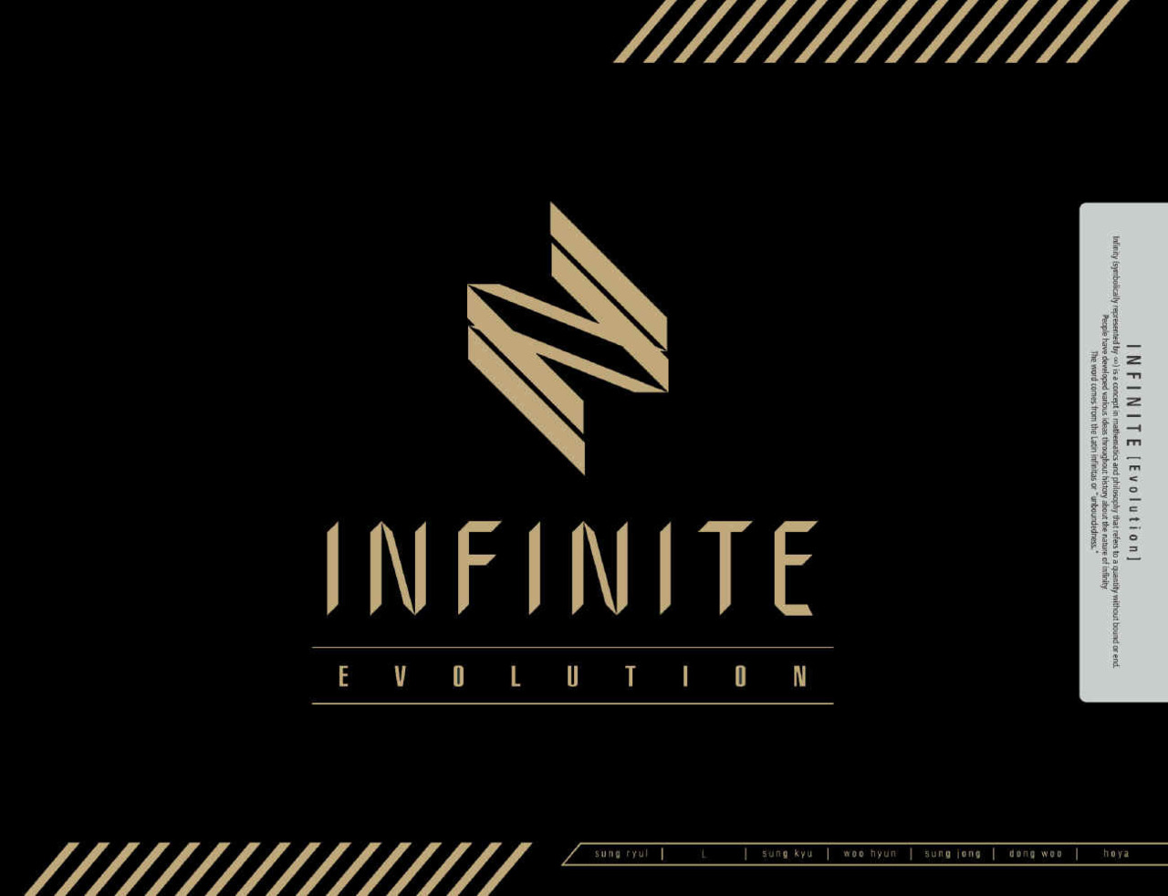 Asian Pop Lyrics: Infinite (인피니트) - BTD (Before The Dawn ...