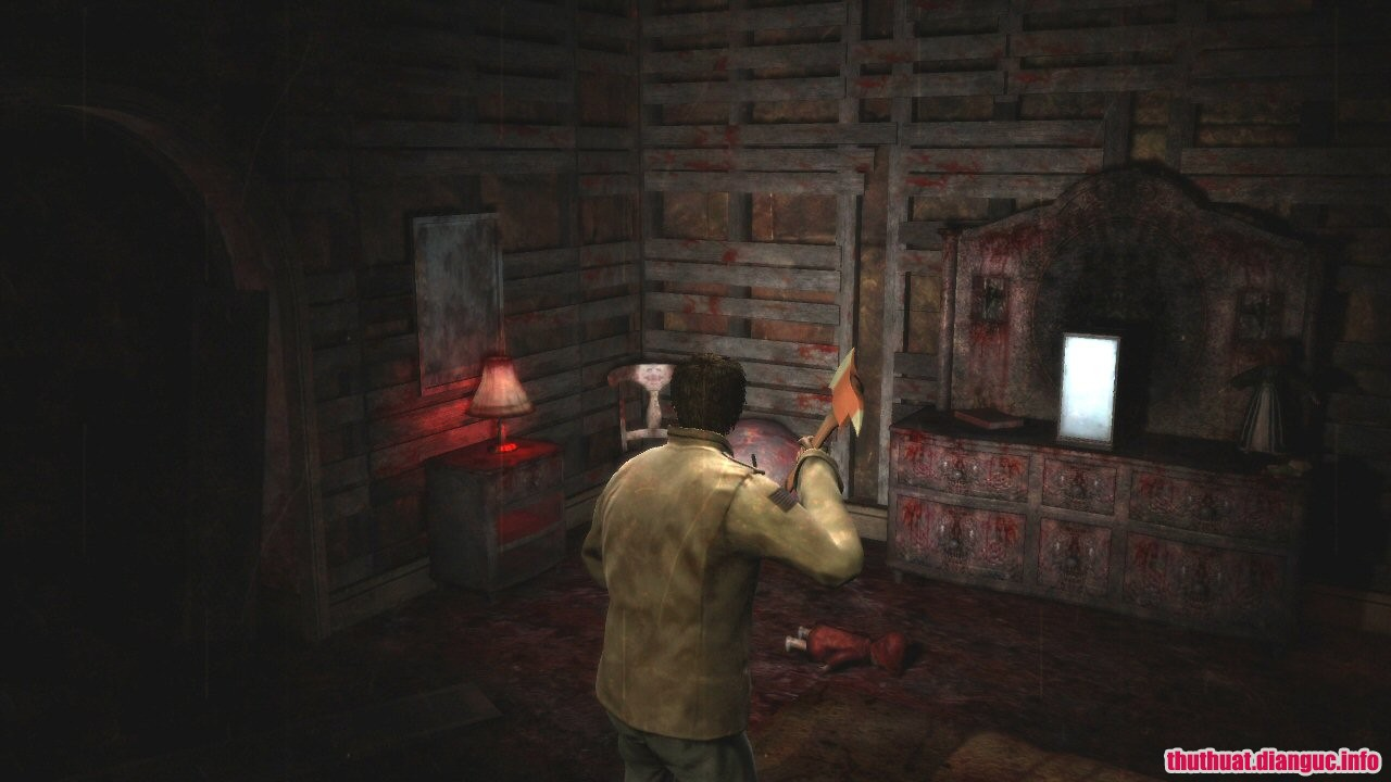 Silent Hill Homecoming, game kinh dị hay nhất,