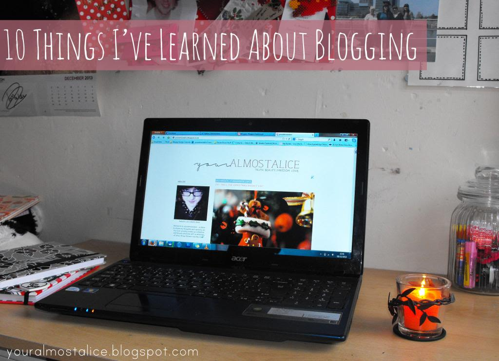 Happy 2nd Blog Birthday | 10 Things I've Learned About Blogging
