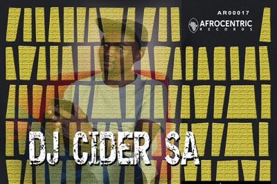 DJ Cider SA - Devni Selèb EP
