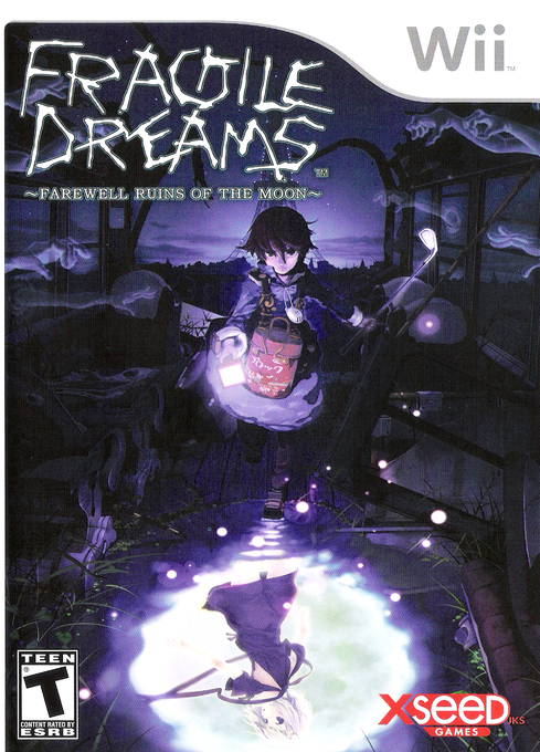 Untitled - [Wii/WBFS] Fragile Dreams: Farewell Ruins of the Moon [R2GEXJ]