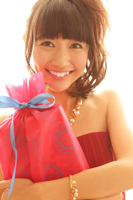 Ogino Karin 荻野可鈴 First X'mas Images 16