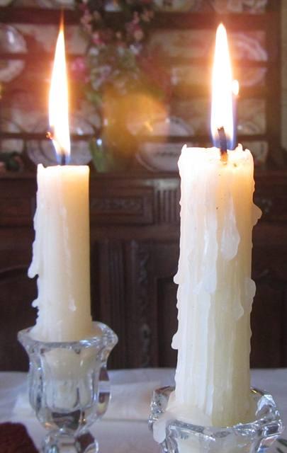 tricots poup es et gourmandises du clos bougies anciennes. Black Bedroom Furniture Sets. Home Design Ideas