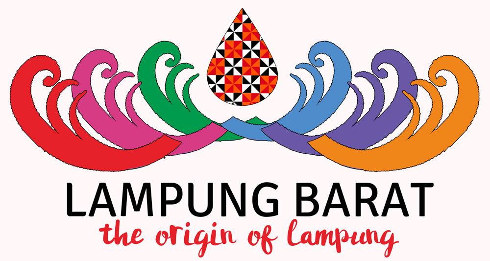 Tagline dan Logo Pariwisata Lampung Barat - ugokhanbatin