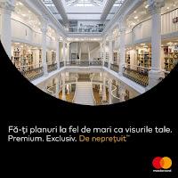 Castiga un card Mastercard cadou prepaid incarcat cu 100 de euro