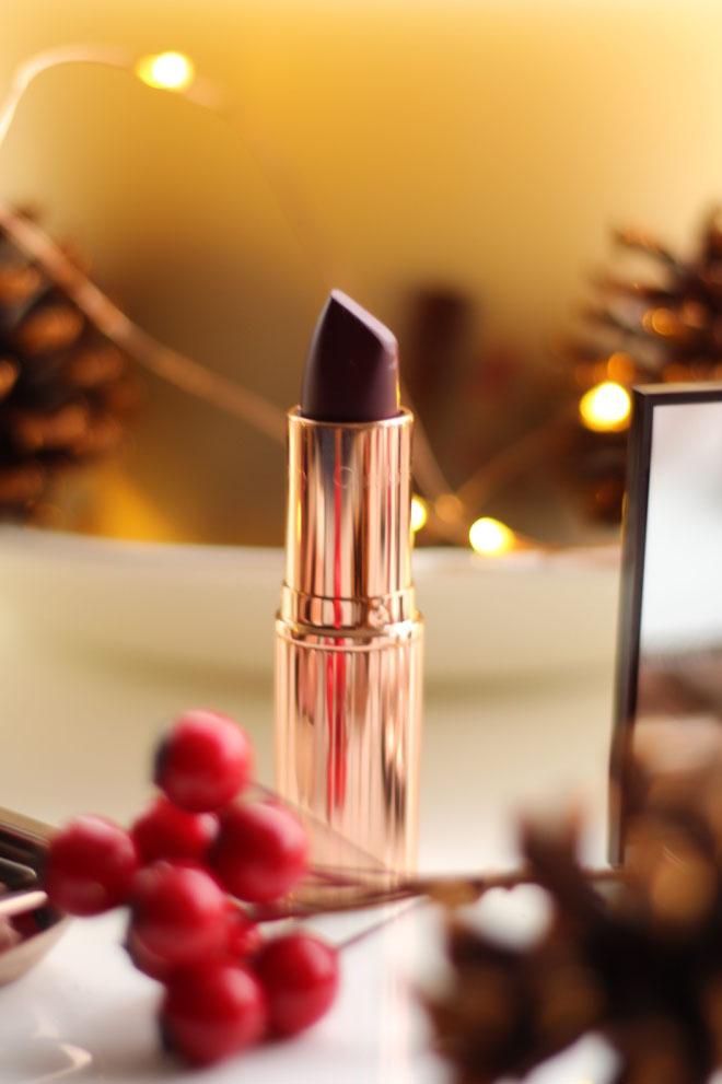 Charlotte Tilbury Matte Revolution Lipstick in Glastonberry