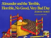 Alexander and the Terrible Horrible No Good Very Bad Day le film