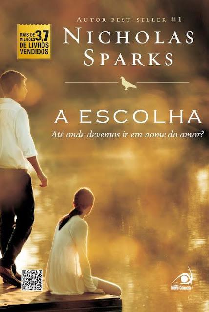 News: A Escolha e Um Homem de Sorte, de Nicholas Sparks 7