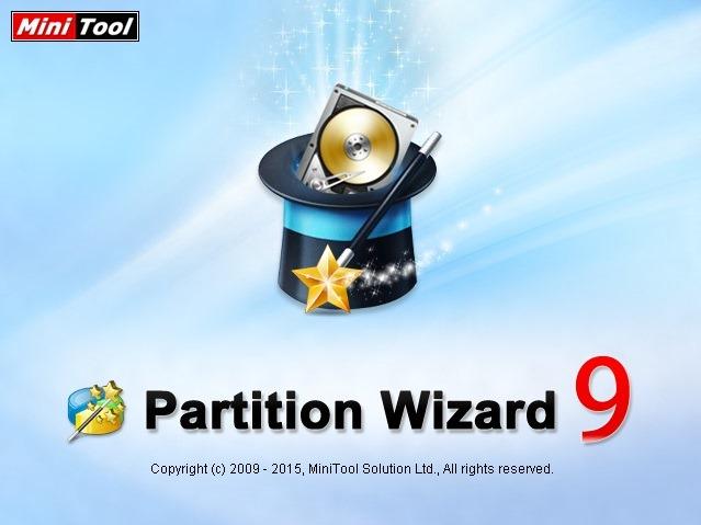 تحميل برنامج partition wizard 9