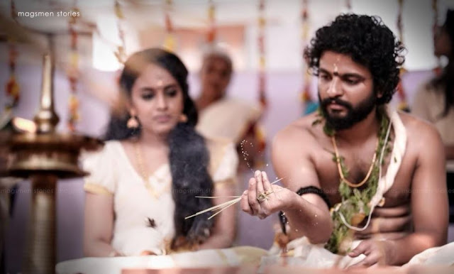 Neeraj Madhav wedding / marriage photos