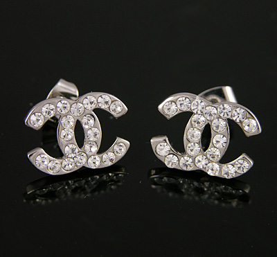 channel jewelry earrings the from the hill c 9255