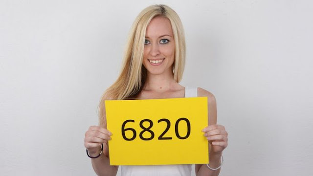 Regina - Czech Casting 6820