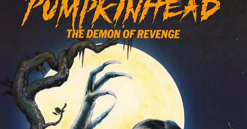 1988 Movie Posters: Cult-Movie Review: Pumpkinhead (1988
