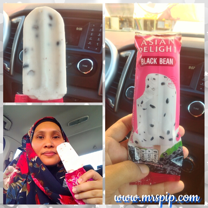 Sedap Aiskrim Minion Banana Dan Asian Delight Coconut Taro Black Bean