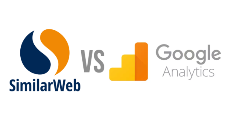 SimilarWeb vs Google Analytics
