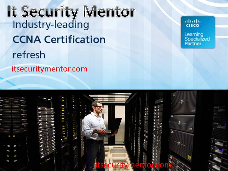 More Career Opportunities With Cisco Ccna Internet Training It